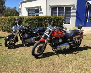 Grab a passenger or ride solo, spending a beautiful day cruising through the Sunshine coast on a...