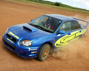 What a rush! This is an awesome introduction to the adrenaline-fuelled world of rally driving in real...