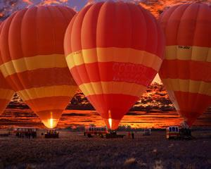Everyone should experience Hot Air Ballooning at least once. The tranquil exhilaration of floating with...