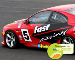 Feel the excitement and g-force of V8 performance racing with Australias premier V8 experience team for...
