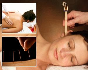 Your aches and pains with literally melt away during this fantastic one hour massage, half hour...