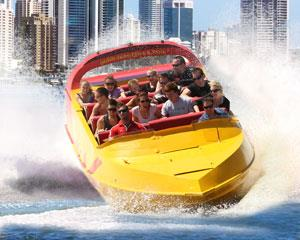 Brace yourself for Gold Coasts Jet X, the ultimate adrenaline pumping and actionpacked jet boat ride on...