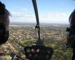 Have you ever wondered what it would be like to take the controls and fly a helicopter? If you have...