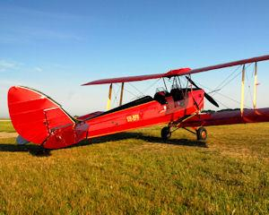Tiger Moth Scenic Joy Flights - The ultimate way to see Melbourne's beautiful coastline. Why not try...