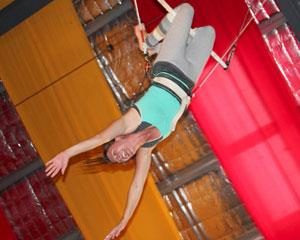 A new and unique opportunity - learn how to fly on the trapeze at the first flying trapeze school in...