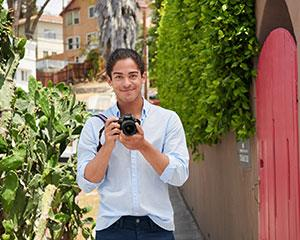 Take your photography further with Nikon School's Introduction to Digital SLR Photography!
