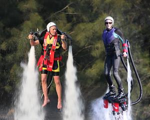 Try the most exciting new experiences in Australia! The Jet Pack & Jet Board Experiences are awesome...