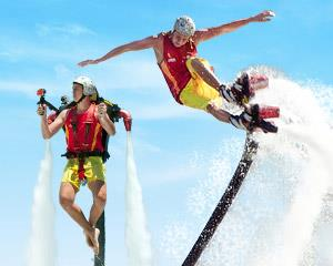 Try the most exciting new experiences in Australia! The Jet Pack & Jet Board Experience is awesome...