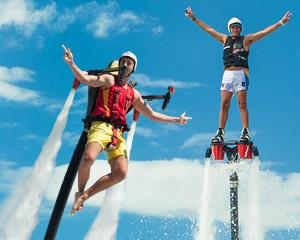 Try the most exciting new experiences in Australia! The Jet Pack & Jet Board is awesome, safe...
