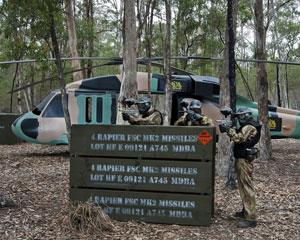 5 Star Paintball has arrived! Gone are the days of playing behind trees and hay bales. Play in the only...