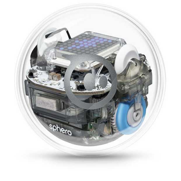 Animated 8x8 LED Matrix Displays real-time data Advanced sensors 2+ hours per charge Bluetooth Smart...