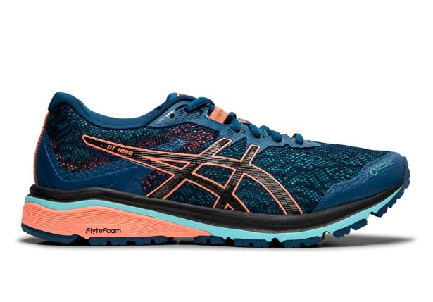 The ASICS GT-1000 8 Gore-Tex update was heavily focused on comfort and weight reduction whilst...