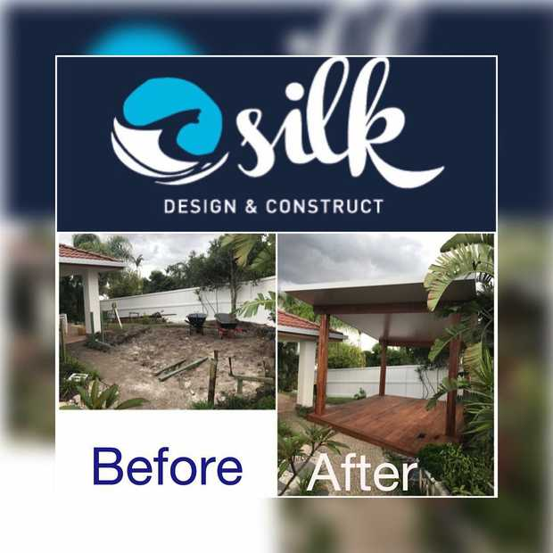 """Here at Silk Design & Construct We Look After Your Construction & Renovation Projects As..."