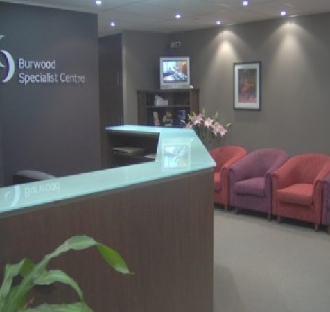 Modern suites with practice management facilities in the heart of Burwood's (Syd) Medical...