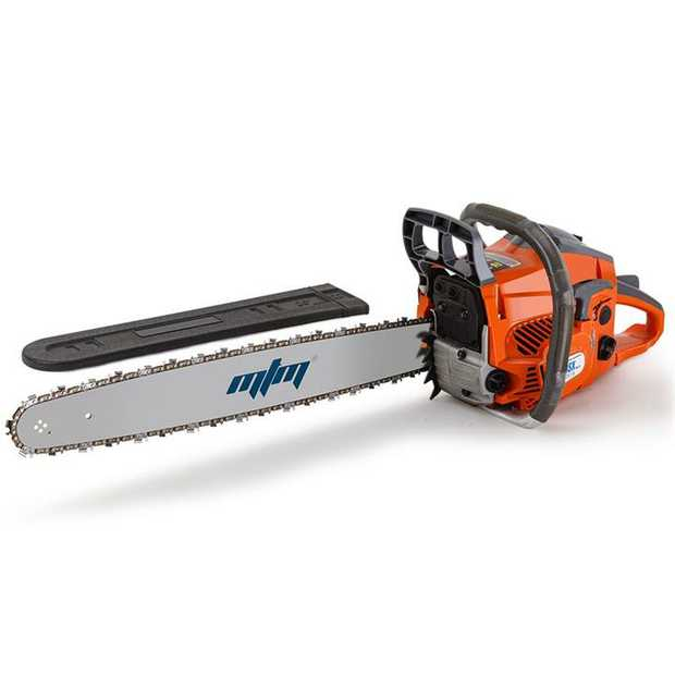The MTM 58SX Mark II Chainsaw is the ultimate wood cutting companion. Whether you're pruning hedges...