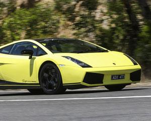 Ever wondered what it feels like to be a superstar? Now you can in this Lamborghini Super Car Ride. ...