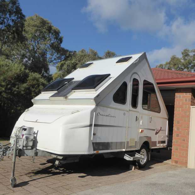 2007, Exc Cond Plus Annex, Totally Set up Ready to Travel, Solar, Updated Hot Water, Totally...