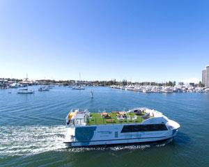 This lunch cruise combines great food and the fantastic views of Surfers Paradise and the stunning...