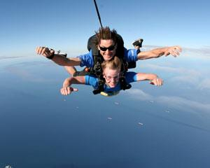 Tandem Skydiving is the fastest, easiest way to experience freefall, lifes ultimate thrill. Experience...