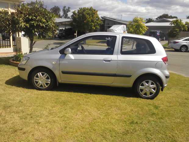 2004 Hyundai Getz  