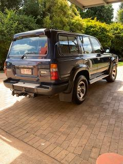1995, 80 Series, Auto, Petrol, 8 Seater, 255,000 kms, New Rad, No Beach Work, Mags, Tow Bar...
