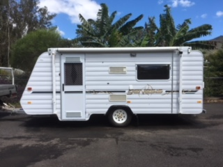 17ft Windsor 2007, Full Annexe 7 Months Rego