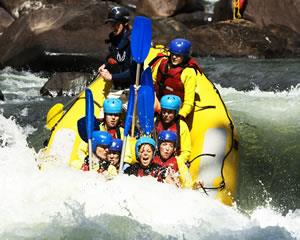 The Barron River is conveniently located just 20 minutes away from Cairns. This half day white water...