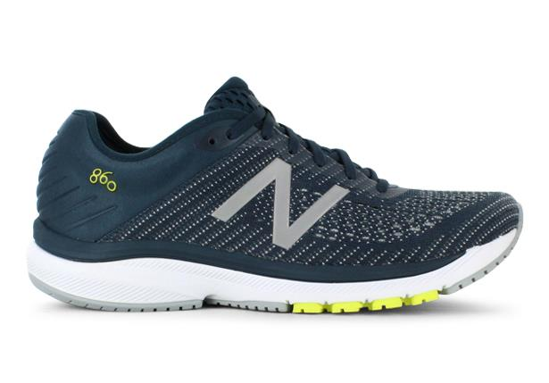 Made for going the distance, the New Balance 860v10 for men feels outstandingly responsive with...