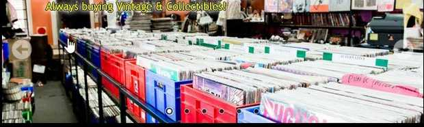 REVOLVE RECORDS – BUYING AND SELLING RETRO AND VINTAGE, VINYL RECORDS, VINTAGE JEWELLERY AND...