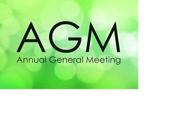Annual General Meeting (AGM) In accordance with the Aboriginal Land Rights Regulations 2014 Division...