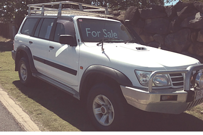 """2004 Nissan Patrol Wagon, 7 Seat, 6 Cylinder. 4.2 STS, 1 Owner, Tow Bar, Snorkel, ABS, 3""""..."""