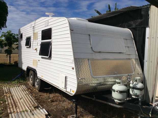luxury van,   excellent condition,   Queen bed,   3 way fridge, gas stove &...