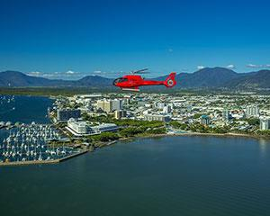 Ever wanted to see Cairns from a completely different point of view? Our experienced pilot will take...