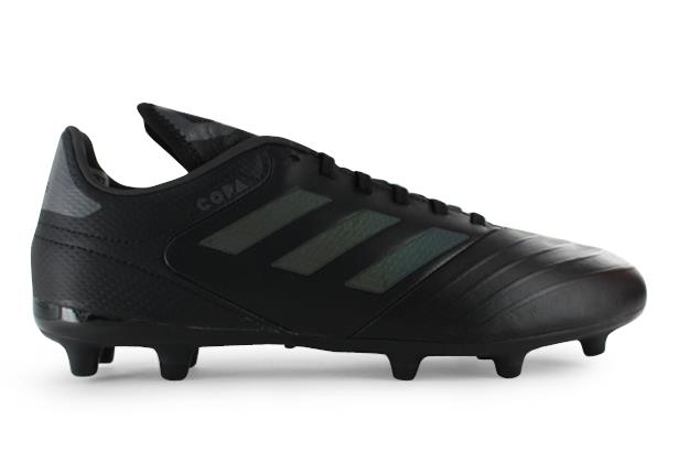 The adidas Mens Copa 18.3 FG is a football boot fit for those requiring a boot for participation in any...