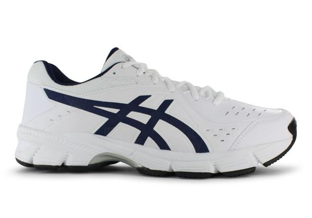 The Asics GEL-195TR (4E) Extra wide is a great mid-tier training shoe perfect for all-around training.