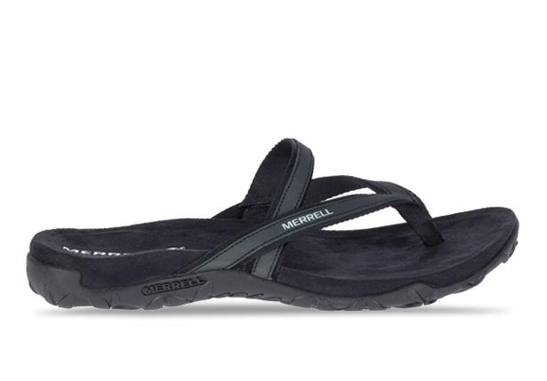 Merrell's Terran Ari Post keeps your feet cool with its breathable and lightweight materials. These...