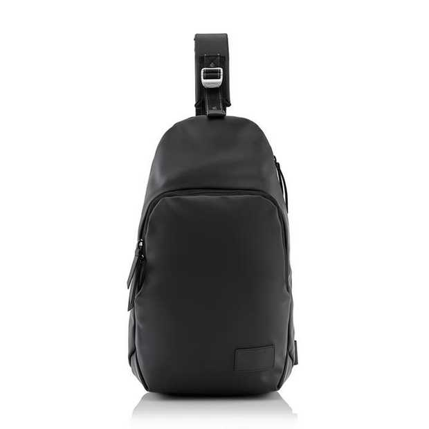 Kernel Simple, effect and full of flavour, The Kernel sling bag effortlessly packs enough punch to get...