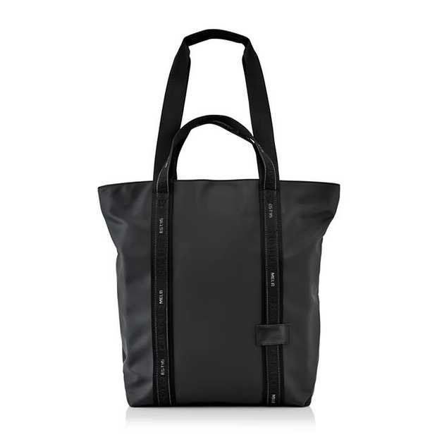 With tonnes of storage, clever functionality and sleek but tough constructions, The Tate tote is one...