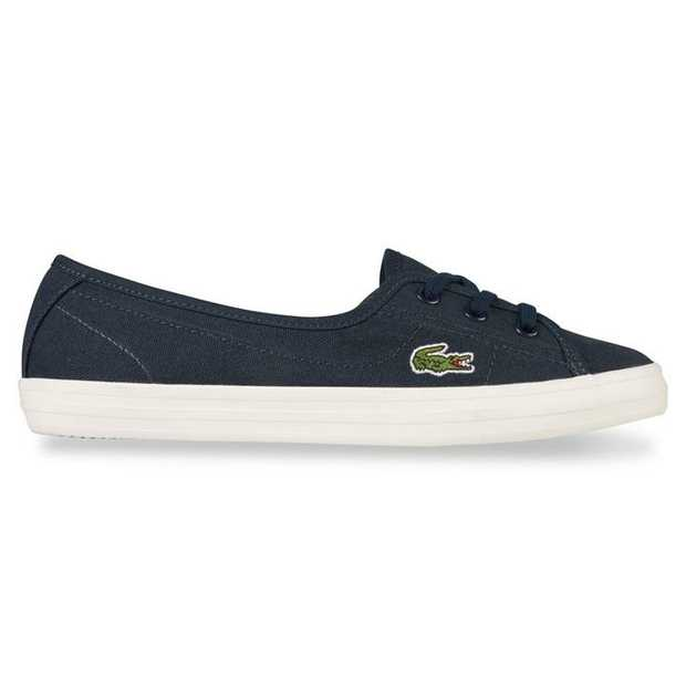 The Ziane Chunky LC from Lacoste is a classic laced slip on an enlarged midsole for added traction and...