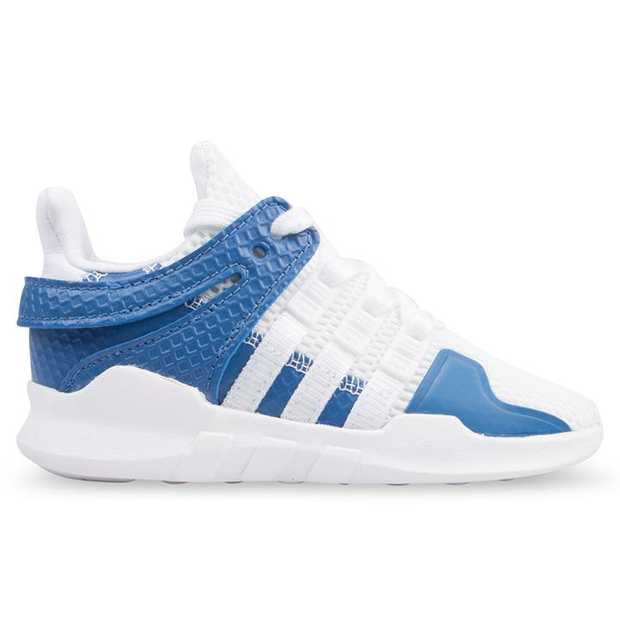 adidas Originals' EQT Support ADV is minimised for kids. The contemporary design features lightweight...