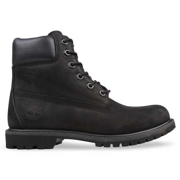 The Icon Boot by Timberland feature premium waterproof leather, seam-sealed construction and rugged lug...