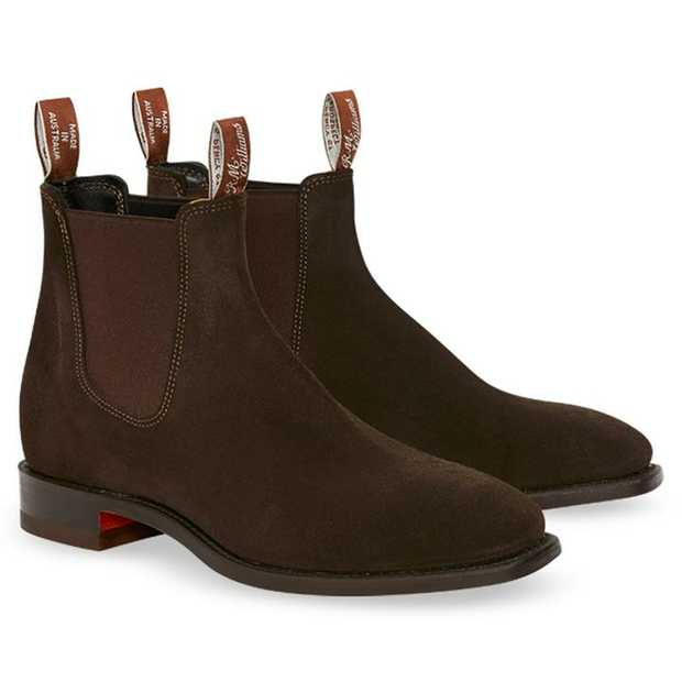 We're currently offering FREE RETURNS on R.M.Williams' Boot purchases. Click here for more info.  Hype...