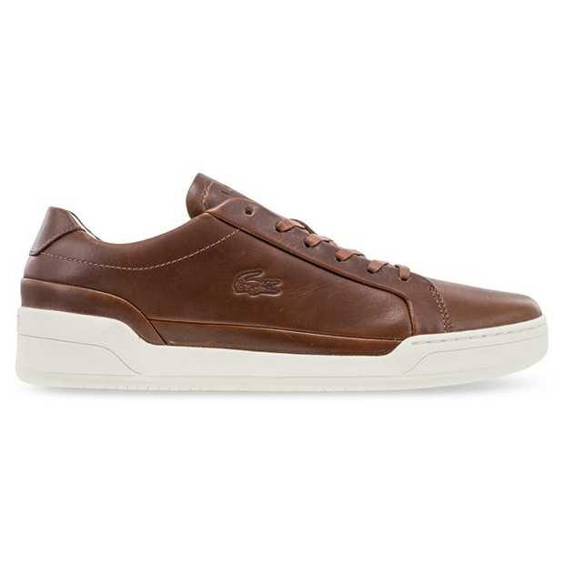 The Lacoste Challenge 119 is a contemporary tennis-inspired sneaker, built on a traditional leather...