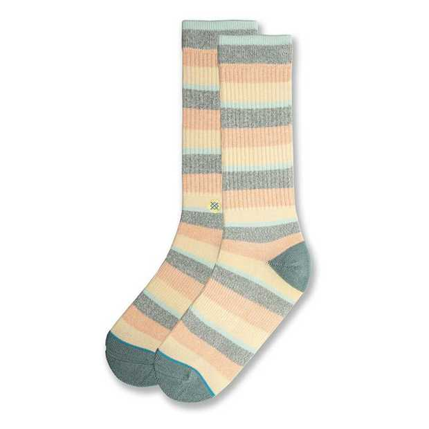 Following its moniker, Stance's Sliced socks feature strips of melon, mango and kiwi slices. Made to be...