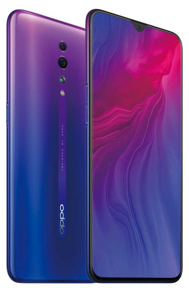 "6.4"" AMOLED Gorilla® glass 5 screen ColorOS 6, based on Android 9 48MP & 5MP rear camera 32MP front..."