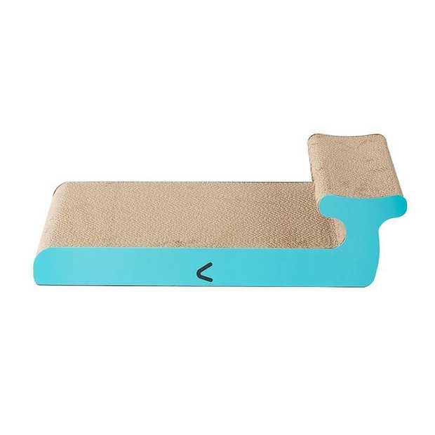 Pidan Eco-Friendly Cardboard Cat Scratcher Whale