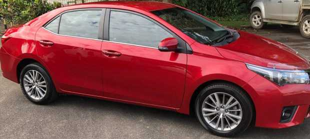 2014 COROLLA TOYOTA ZR SEDAN