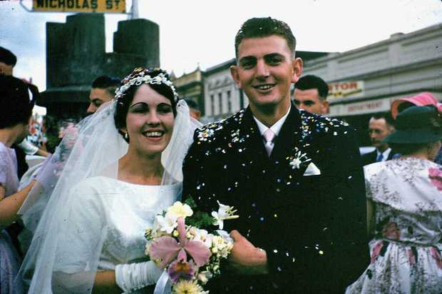 Happy 60th Wedding Anniversary to Lester & Janice Grieve, married the 19th September 1959 at St Paul's...
