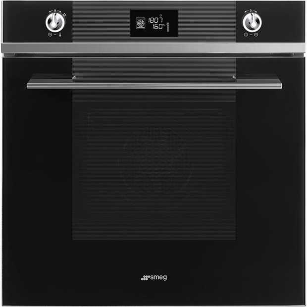 79L cooking capacity 5 cooking levels 15 cooking functions +20 SmartSense Plus auto menus Large LCD...