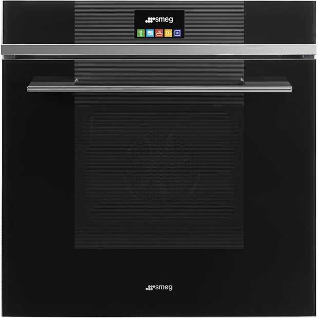 79L cooking capacity 5 cooking levels 17 cooking functions +50 SmartSense Plus auto menus Colour Touch...